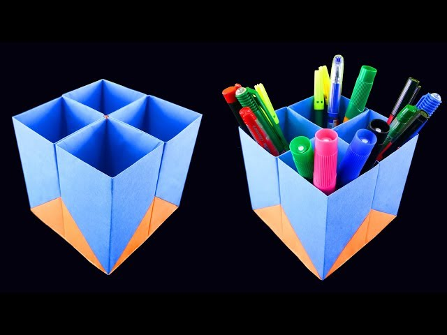 Summer Pencil Holders - Red Ted Art - Make crafting with kids easy ... | 480x640