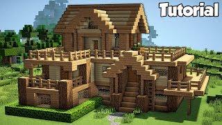 minecraft houses easy wood