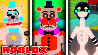 How To Get Into The Pit Badge In Roblox Fnaf 2 Fazbears Restabilized دیدئو Dideo How To Get All Badges In Roblox The Beginning Of Fazbear Ent دیدئو Dideo