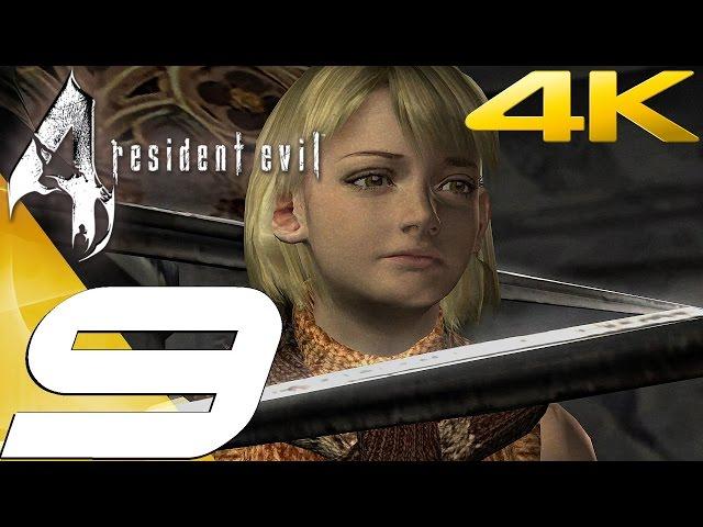 resident evil 4 remake ps4 walkthrough