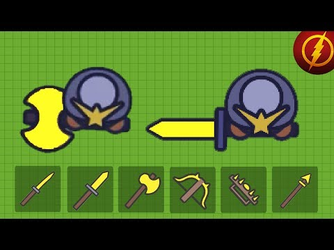 How To Get All The New Gold Weapons Moomoo Io Update دیدئو Dideo
