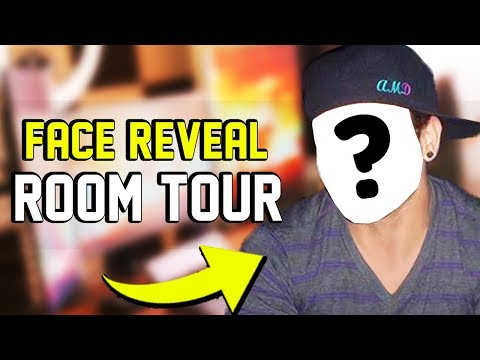 Gaming Room Tour Vuxvux Face Reveal دیدئو Dideo