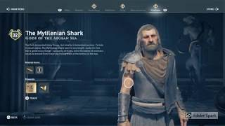 Cultist Clue Location Scavengers Coast In Achaia Assassin S Creed Odyssey دیدئو Dideo