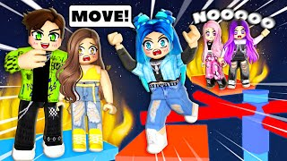 Itsfunneh Roblox Family Life Moving In We Rob A Train Roblox Wild West Story دیدئو Dideo