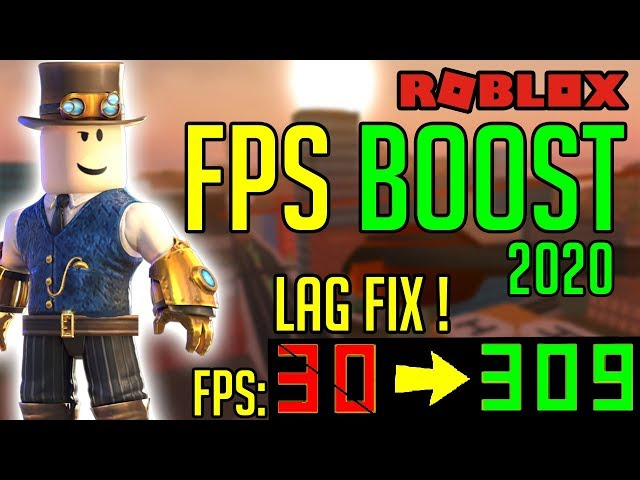 Roblox 2020 Increase Fps And Fix Lag On Any Pc Roblox