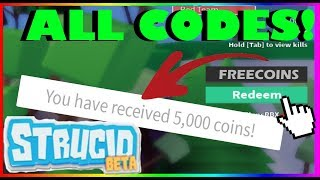 All 2019 Codes In Roblox Strucid New Burst Smg Strucid Beta New Working Code 2019 Roblox دیدئو Dideo