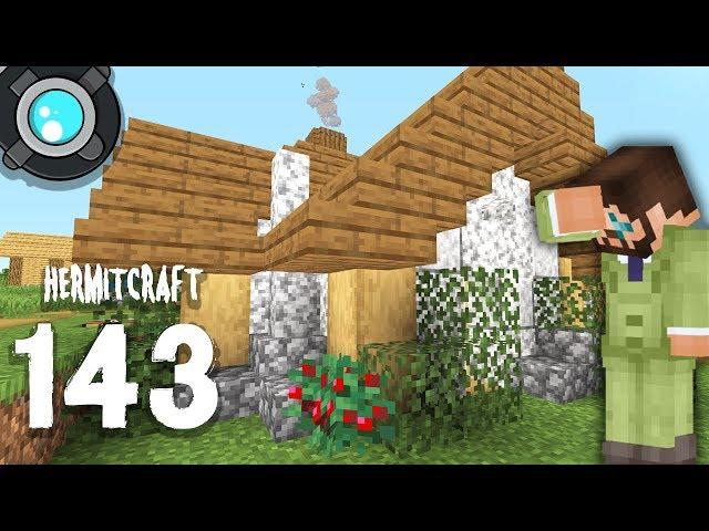 Hermitcraft 6 143 I Made A Diorite House دیدئو Dideo