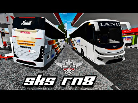 Bussid Mod Sks Rn8 Bus Mod Link Download Free Bus Simulator Indonesia Bus Mod دیدئو Dideo