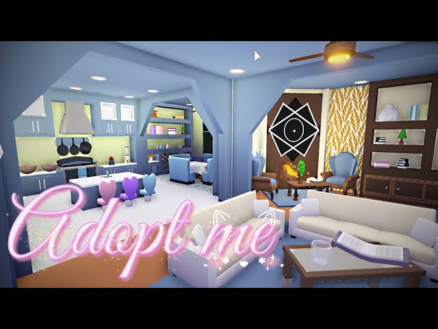 How To Decorate A Futuristic Mansion In Adopt Me