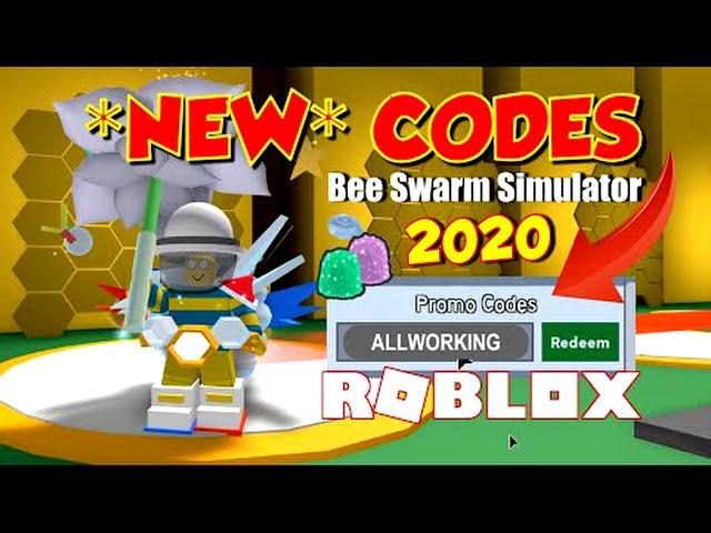 Swarm simulator codes roblox bee Roblox Bee