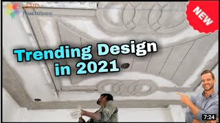 Fall Ceiling Design For Medical Shop Ceiling Design Pop Design 5 Star Pop Design Medical دیدئو Dideo