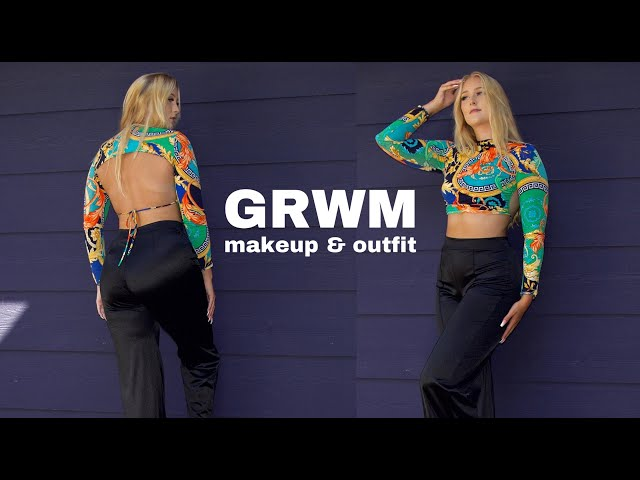 Get Ready With Me Makeup Outfit Hannah Garske دیدئو Dideo From sharp tailoring to cosy knitwear, we present a considered edit of quality, wearable clothes and. dideo