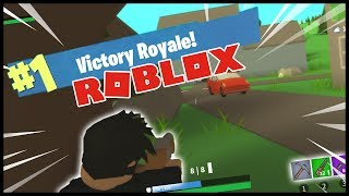 Island Royale Roblox Gameplay New Introoutro And A 6 Kill Victory Roblox Island Royale Fortnite دیدئو Dideo