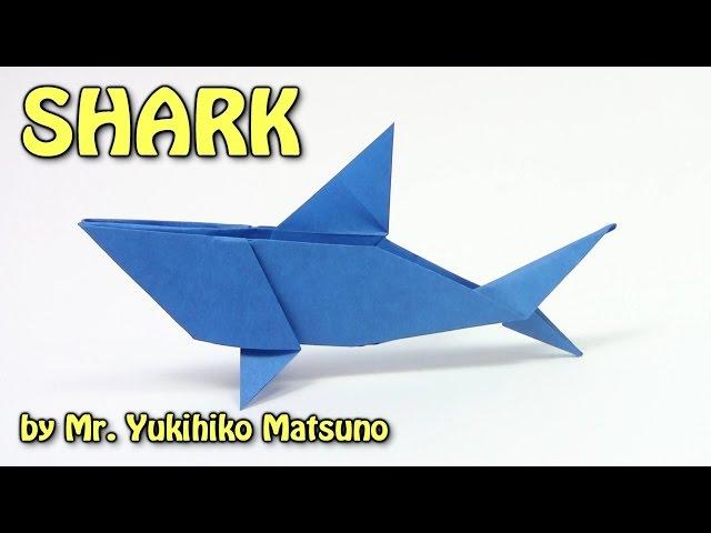 Folding Instructions | Paper Sharks | 480x640
