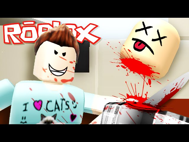 Roblox Adventures Murder Mystery Killer Rampage دیدئو Dideo