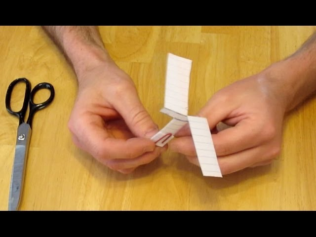 How To Make A Paper Helicopter - Babble Dabble Do | 480x640
