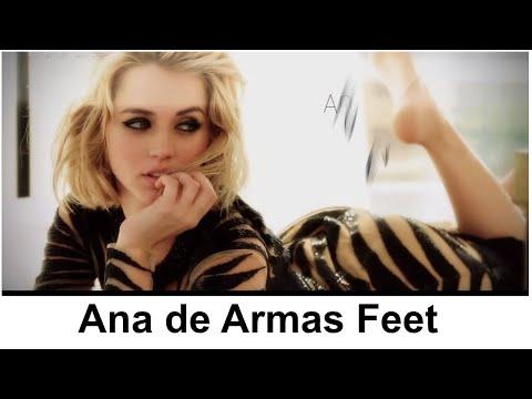 De armas feet ana Beautiful pics