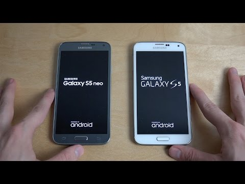 Samsung Galaxy S5 Neo Vs Samsung Galaxy S5 Which Is Faster دیدئو Dideo