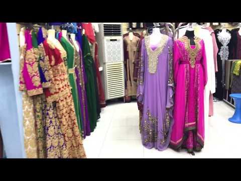 فلوق في سوق البوادي ملابس الاطفال وارخص الجلابيات مع ميس الجزء الاول دیدئو Dideo