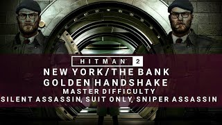 Hitman 2 The Bank Master Silent Assassin Suit Only Sniper