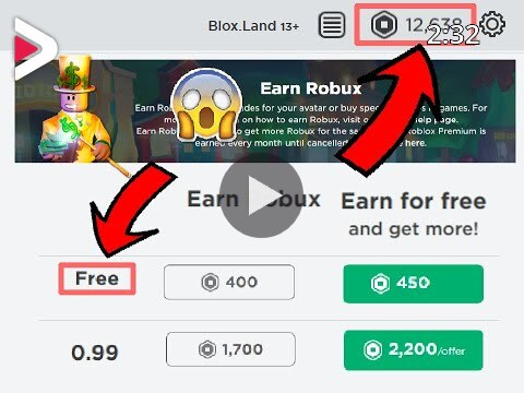 Roblox Tower Battles Credits Hack How To Get 75 Robux 450 Robux Free