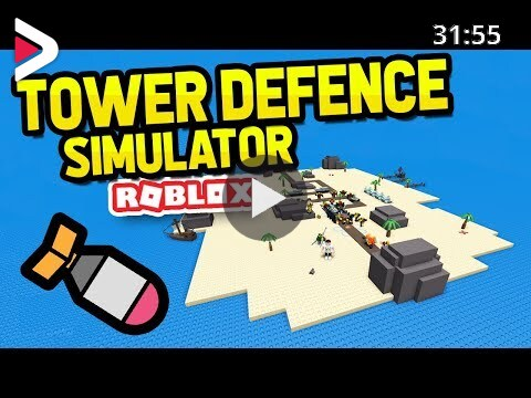 Explosive Rockets In Roblox Tower Defence Simulator دیدئو Dideo