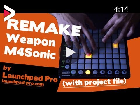 M4sonic Weapon