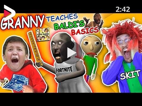 Granny The School Teacher Baldi S Basics Vs Cringe Teacher