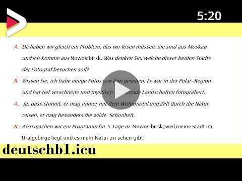 Deutsch b1 und b2 mündliche Prüfung, Redemittel gemeinsam