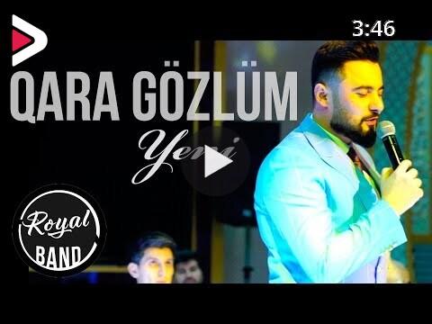 Rubail Azimov Royal Band Qara Gozlum 2019 Video دیدئو Dideo
