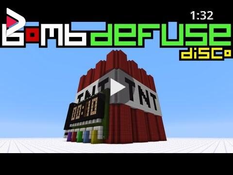 Minecraft 200ksub Special Bomb Defuse دیدئو Dideo