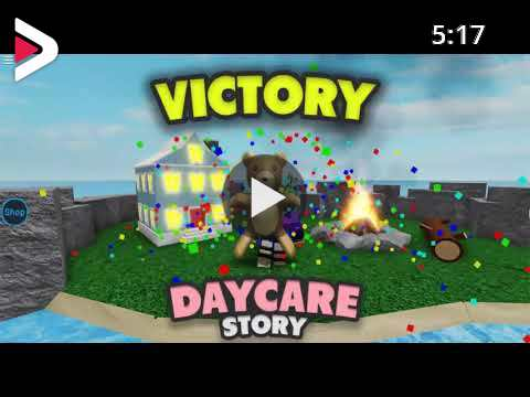 Daycare Story Roblox All Endings Roblox Daycare Story All Endings دیدئو Dideo