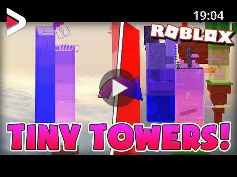 Tiny Roblox Logo Jupiter S Towers Of Hecc But The Towers Are Tiny Jtoh On Roblox 19 دیدئو Dideo