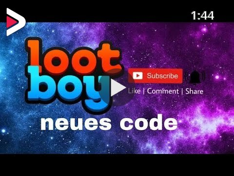 lootboy diamanten codes