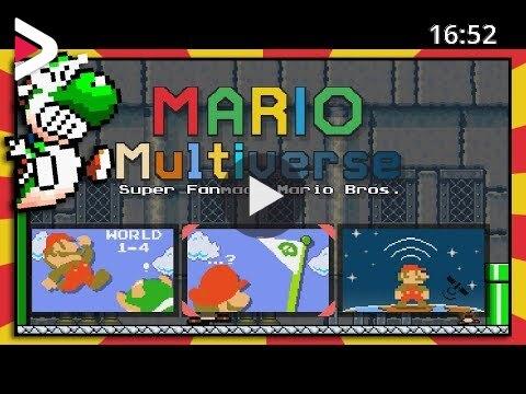 Super Mario Maker Multiverse Download