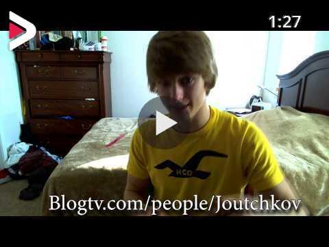 Joutchkov FlexingLads: Artem